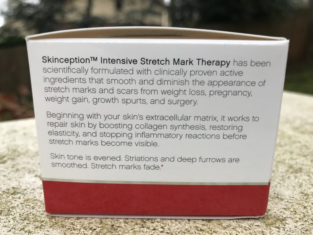 skinception stretch mark therapy