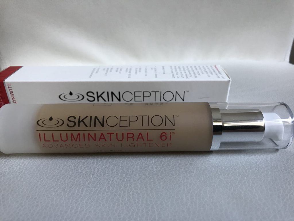 skinception illuminatural dark spot remover