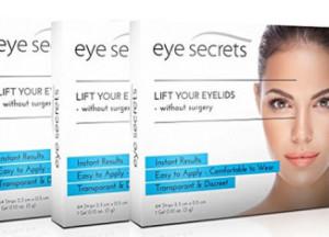 Eye Secrets Upper Eye Lid Lift Review