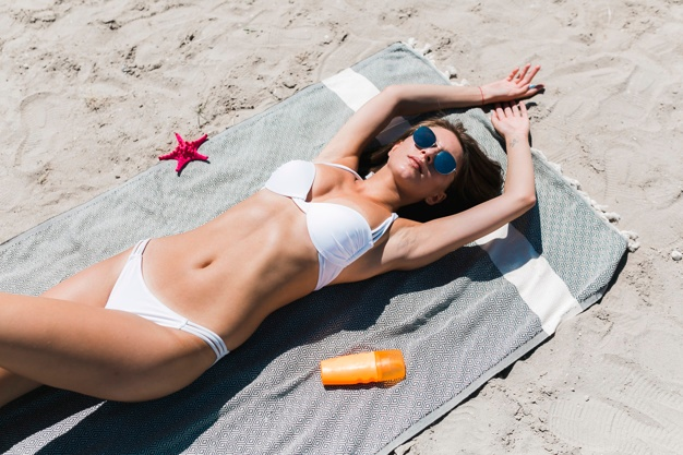 protect skin from the sun