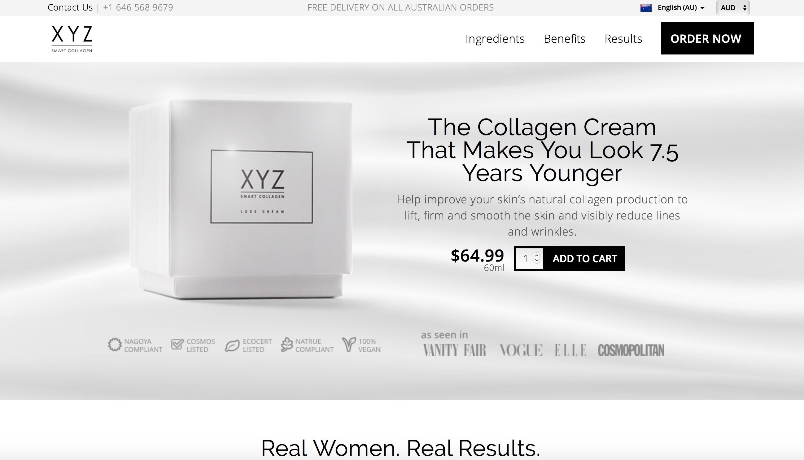 xyz collagen official website