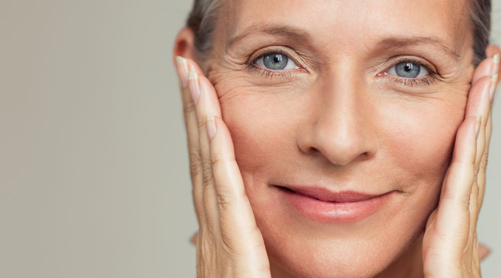 collagen in ageing skin